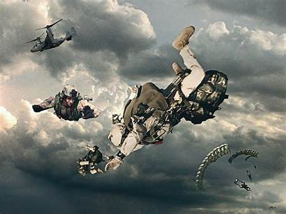 Pararescue Force Air Rescue Jumpers Special Ops