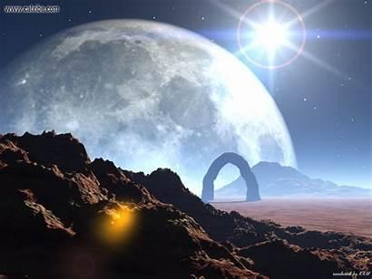 Alien Worlds Space Distant Planet Desktop Wallpapers