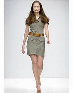 robe saharienne femme With robe saharienne femme