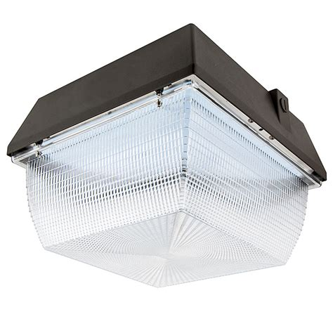 led canopy lights led canopy light and parking garage light 100w