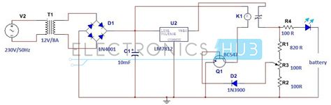 36v Battery Indicator Wiring Diagram by Electric Car Charger Circuit Diagram Periodic Diagrams
