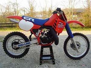 Honda 250 Cr : bikepics 1985 honda cr 250 ~ Dallasstarsshop.com Idées de Décoration