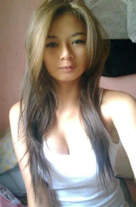 Filipinas Beauty Filipina In Their Sexy Cleavage