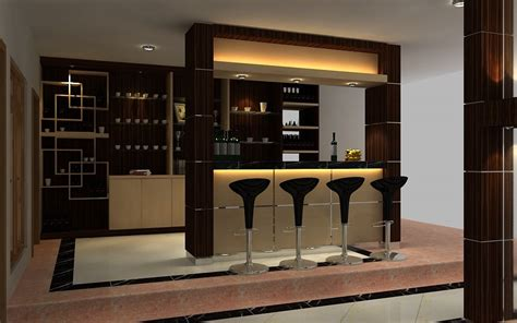 House Mini Bar Design mini bar kitchen small kitchen interior design with mini