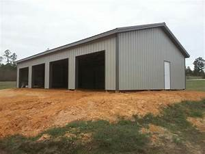139 best images about barns on pinterest hay feeder With 30x50x14 pole barn