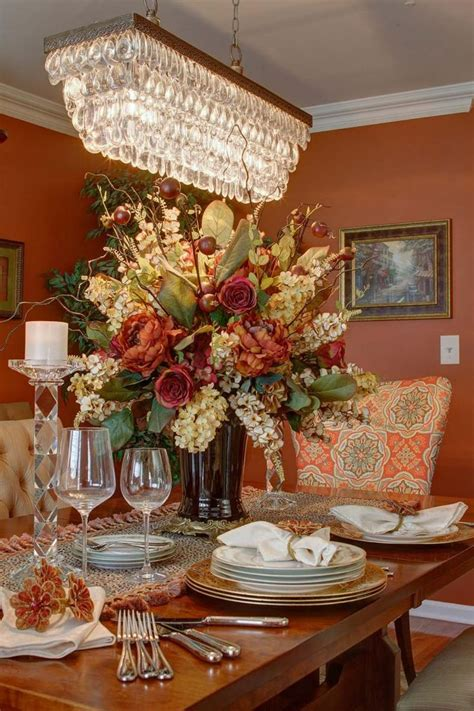 dining room table flower arrangements 69 dining room table flower arrangements large