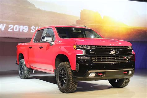 Can 2019 Chevrolet Silverado Topple Ford's King-of-the