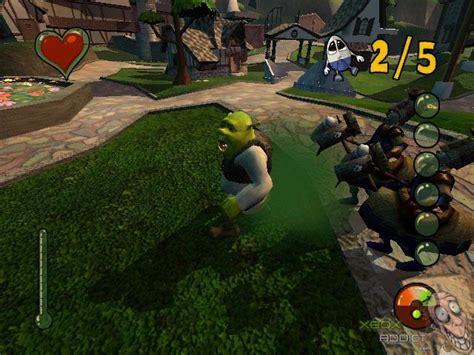 Shrek (original Xbox) Game Profile