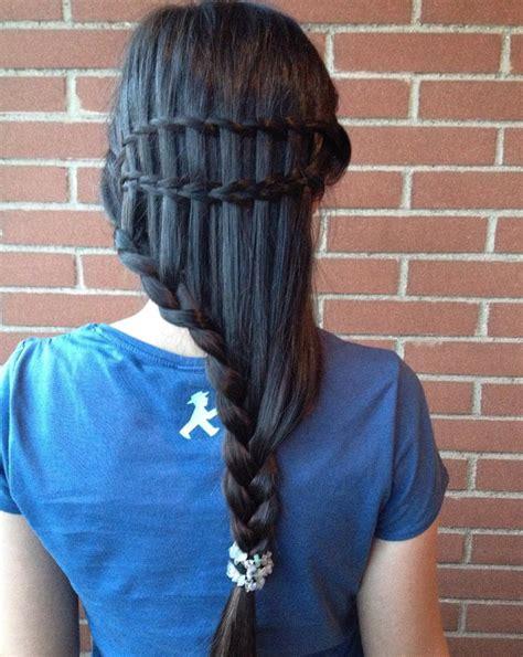 ladder braid tutorial 25 gorgeous ladder braid hairstyles