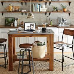 Portable Island Kitchen Portable Kitchen Islands Popsugar Home