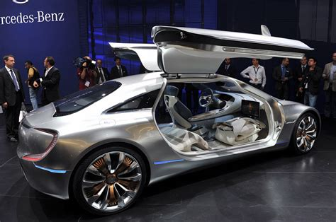 Mercedes F125 Berlina Futurista Para El 2025 Taringa