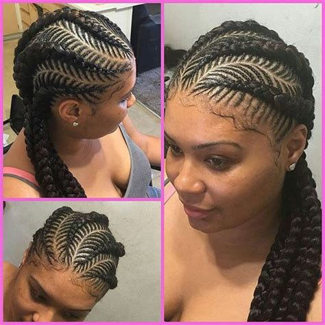 plait hair style 30 beautiful fishbone braid hairstyles for black 5053