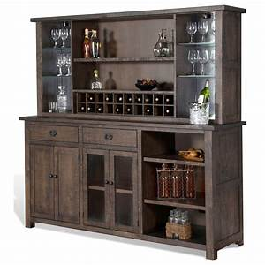 sunny designs homestead 1969tl back bar furniture and With homestead furniture and appliances