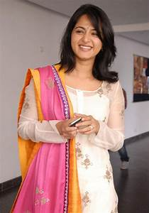 Actress Daily Updates: Anushka Stills at Damarukam Success ...