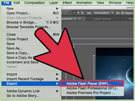 How To Use Adobe After Effects Templates by How To Use Adobe After Effects With Pictures Wikihow