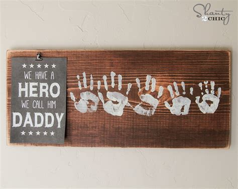 fathers day gifts 40 diy father s day gift ideas