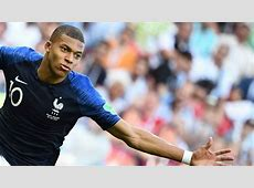 World Cup 2018 France vs Argentina Sensational Mbappe