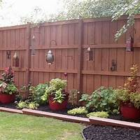 backyard fence ideas Backyard Fence Ideas 25 Best Fences On Pinterest Pertaining To Privacy For Designs 17 ...