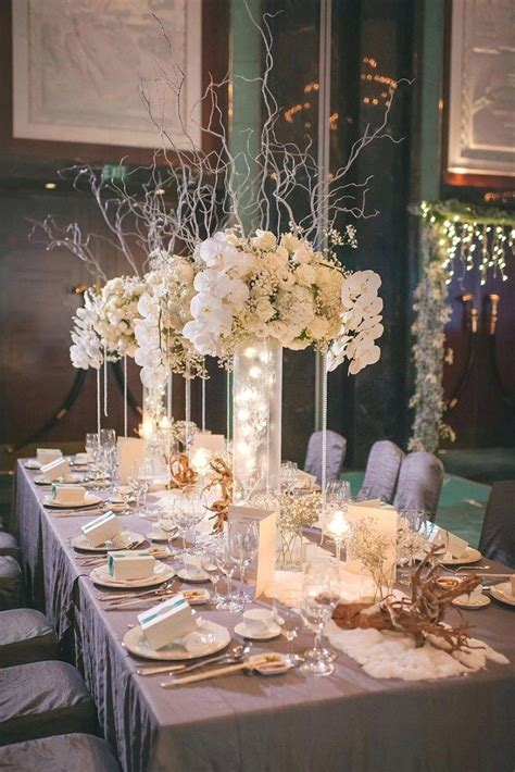 25 Creative Winter Wedding Ideas that are not Christmas
