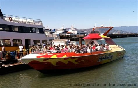 Fast Boat In San Francisco by The Rocket Boat A Wild San Francisco Ride