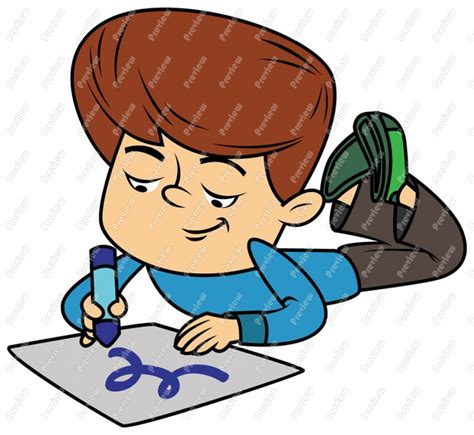boy coloring clipart boy drawing clipart clipart suggest