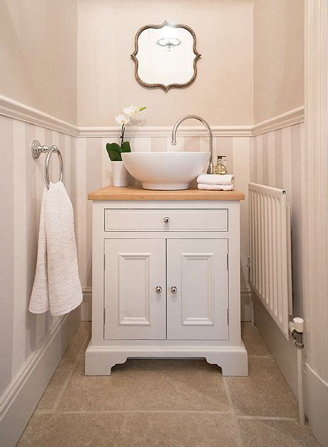 washstand perfect  small space neptune bathroom