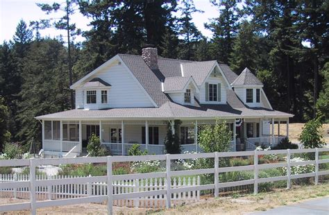House Plans Wrap Around Porch Craftsman Home Plans With Wrap Around Porch