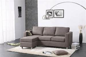 Elegant sectional sofas for small spaces that operate for Homey design sectional sofa