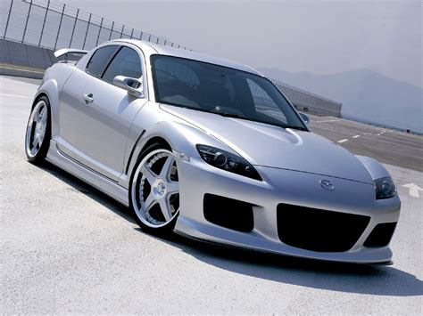 Mazda Rx8 Hd Wallpapers