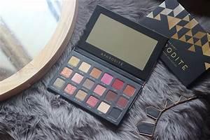 Beauty   Bad Habit Beauty Aphrodite Palette - Swatches ...