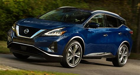 2019 Nissan Murano by 2019 Nissan Murano On Sale From 31 270 Carscoops