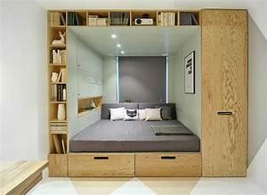 Schränke Für Kleine Schlafzimmer : kleine zimmer einrichten jugendzimmer ~ Bigdaddyawards.com Haus und Dekorationen