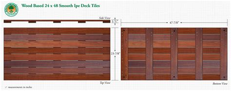 ipe deck tiles vancouver decking tiles ipe wood deck tiles greatpagoda