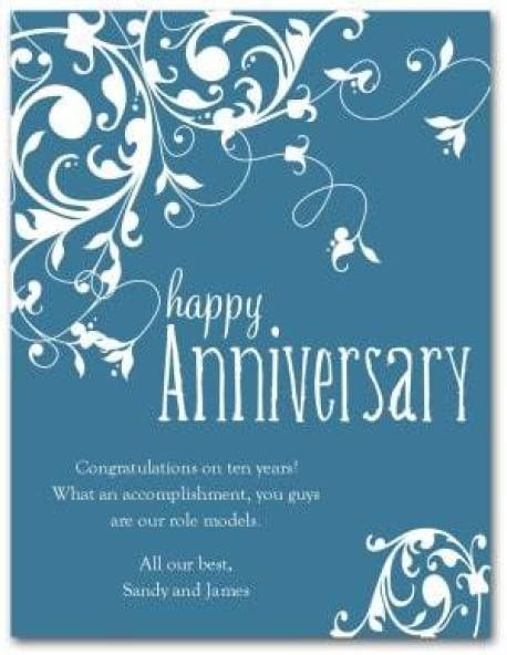 39+ Free Anniversary Card Templates in Word Excel