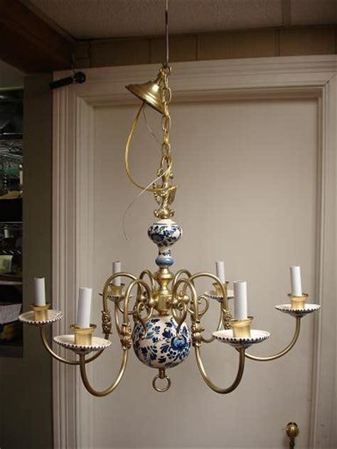 chandelier rewiring