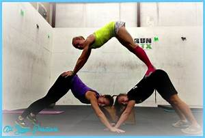 Yoga poses for three people - All Yoga Positions ...