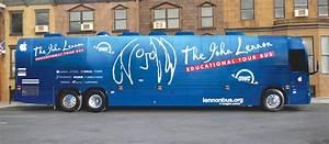 The John Lennon Educational Tour Bus Kicks Off 2018 Season