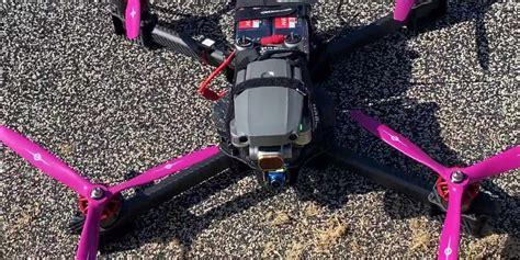 attach  dji mavic  pro   fpv drone  epic results dronedj