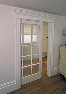 Wall Mount Sliding Doors Interior #734