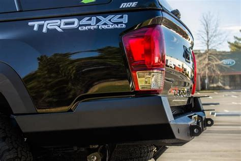tacoma high clearance rear bumper relentless