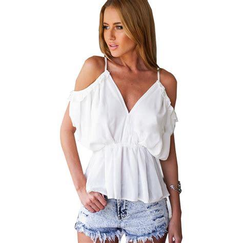 summer blouse summer style white blouses tops blouses