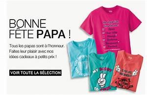 Tee Shirt Fete Des Peres : s lection bonne f te papa chez kiabi ~ Voncanada.com Idées de Décoration