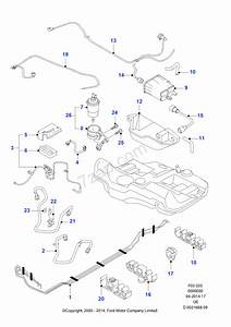 Fuel Lines Ford Mondeo 2000