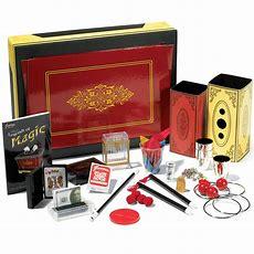 Magicians Guild Magic Set Gift Jiver