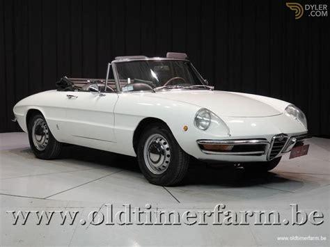 Alfa Romeo Duetto For Sale by Classic 1969 Alfa Romeo 1300 Spider Duetto Junior For Sale