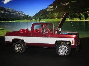 1977 Gmc Jimmy - Information And Photos