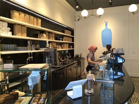 They're packing coffee in aluminum cans. Blue Bottle Coffee - 294 Photos & 207 Reviews - Coffee & Tea - 54 W 40th St, Midtown West, New ...