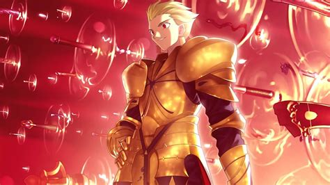 fatestay night osts eiyuu ougilgameshs theme youtube