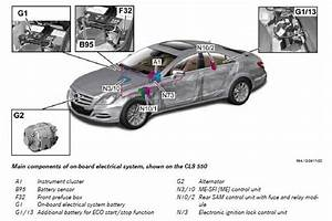 Help  2013 Cls550 4matic Main Battery Location