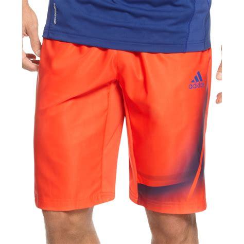 elastic waist corduroy adidas adizero bermuda tennis shorts in for lyst